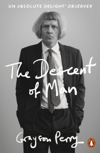 19 09 10 The Descent of Man - Grayson Perry - BLOGGED